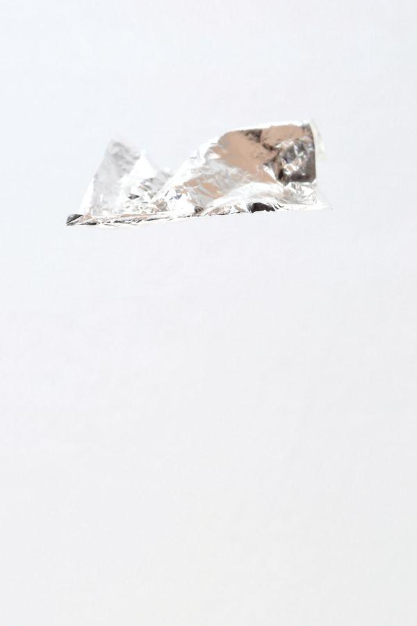 Léa Barbazanges - Feuille d'or, 4 micromètres d'épaisseur