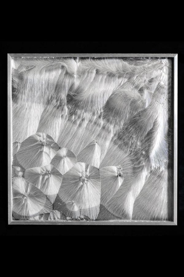 Léa Barbazanges - Cristaux - Sept systèmes cristallins